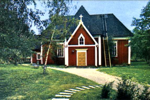 Sideby church 1969